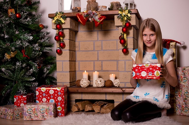 oslava vánoc