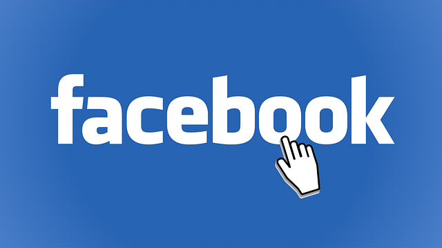 kliknutí na fb