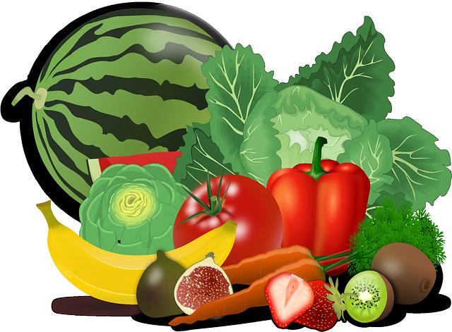 Zdravá strava – polovica úspechu